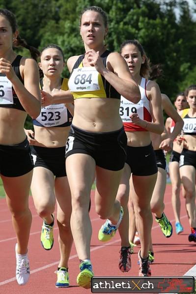 Fiona Héritier - 1000m - Langenthal 14.05.15