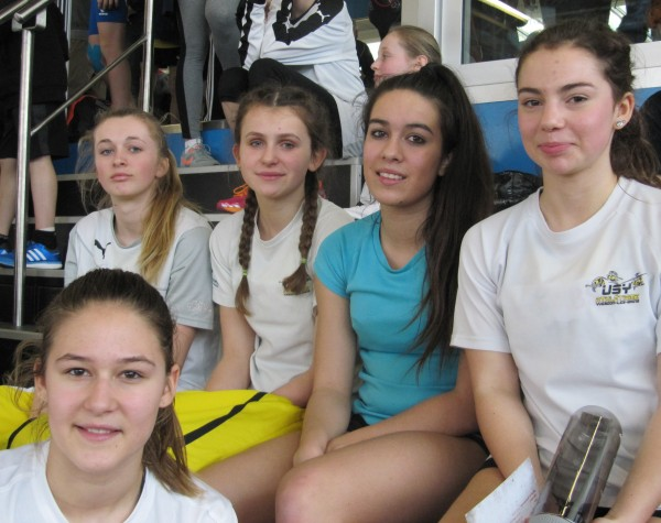 Girls - U16 KidsCup16