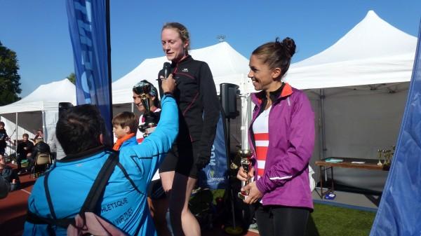 Céline podium 16